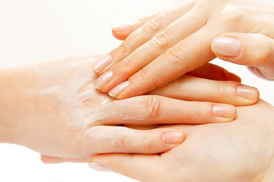 Aging Hand Treatment