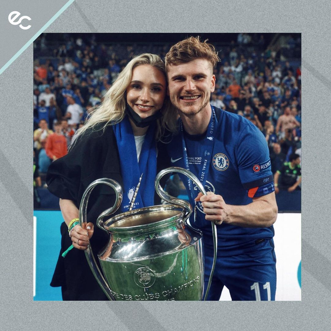 timo werner-wife